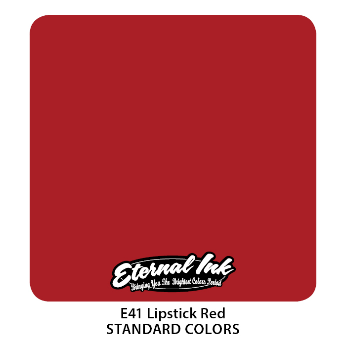 Eternal Lipstic Red