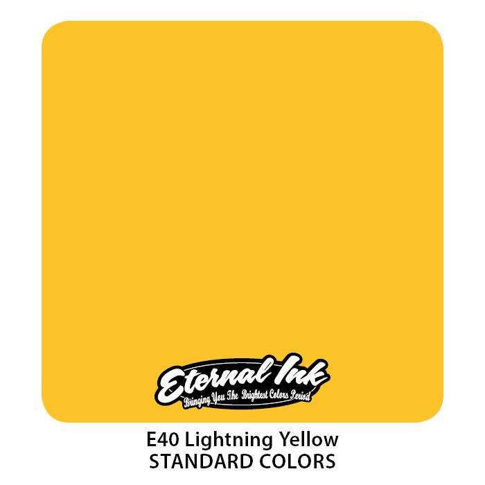 Eternal Lightning Yellow