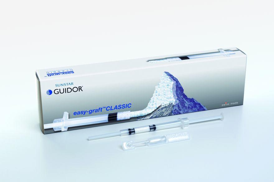 easy-graft™ 250, 500-1000 µ, набор из 3 шприцев 0.25 мл, №C11-072