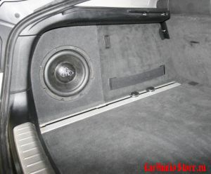 Корпус стелс BMW X6 E71
