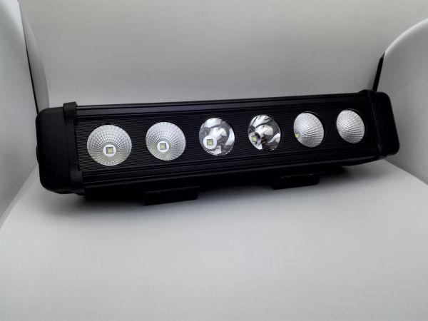 Однорядная светодиодная LED балка BS10 - 60W CREE