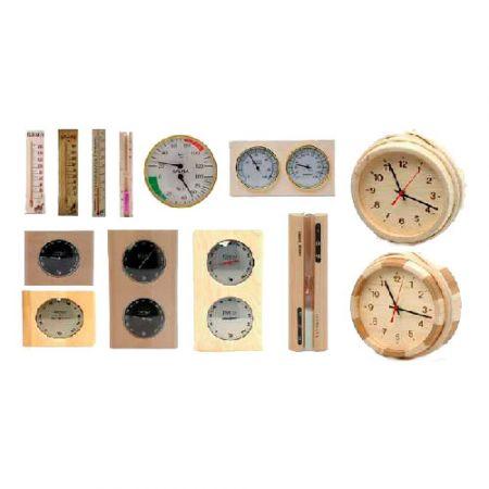Измерительные приборы для сауны