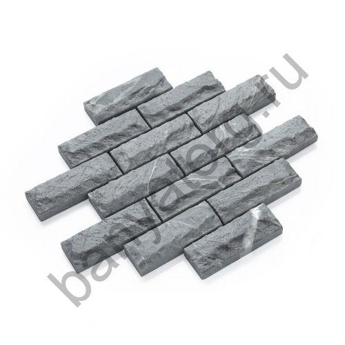 Плитка талькохлорит Декор фактурный 200х50х20мм