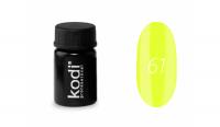 Гель-краска Kodi №61 4 мл