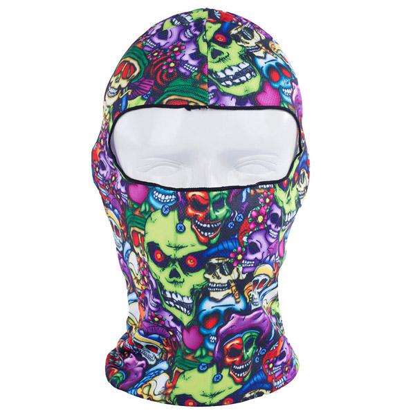 "Балаклава ""Skull colored"""