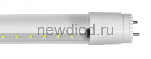 Лампа светодиодная LED-T8-std 18Вт 160-260В G13 4000К 1440Лм 1200мм прозрачная