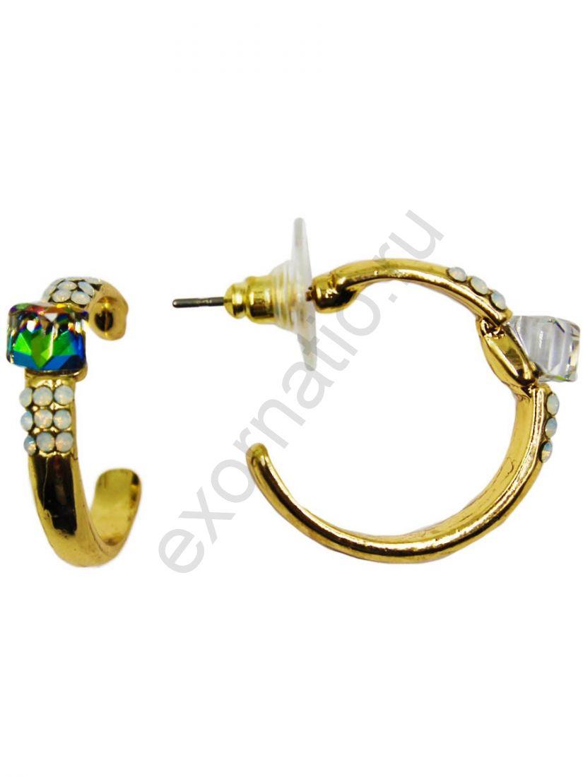 Серьги Taya LX T-B-11316 EARR GL.MULTI