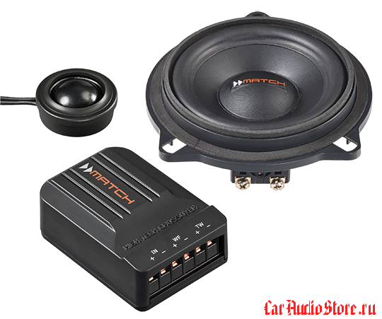 Audiotec Fisher Match MS 42C-BMW