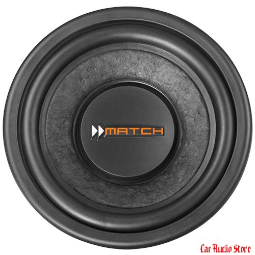 Audiotec Fisher Match MW 10W-D