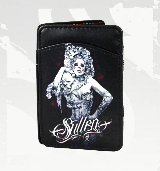 Victorian Tears Trick Wallet by Sullen