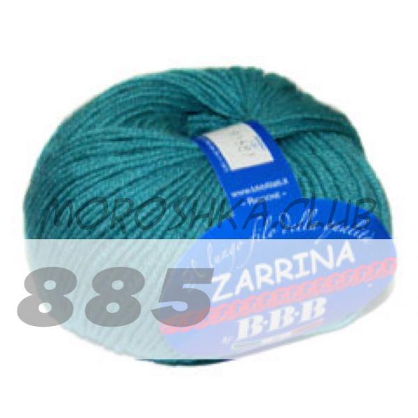 Бирюзовый Zarrina BBB (цвет 885)