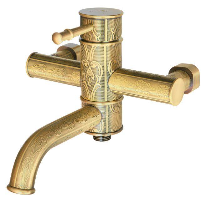 Kaiser Milos 51022-Bronze Смеситель для ванны