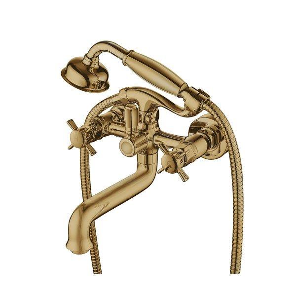 Kaiser Cross 41022-1 Bronze Смеситель для ванны