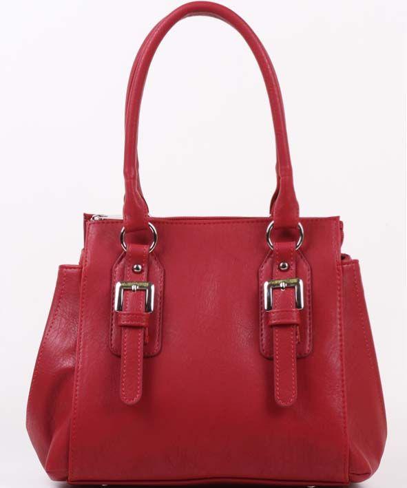975abd7cbcff Бордовая женская сумка Медведково