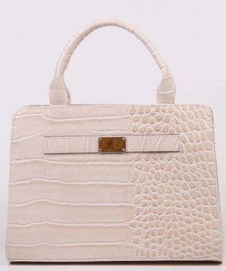 Белая женская сумка Медведково