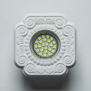 Гипсовый светильник SV 7139
