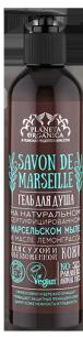 Гель для душа для сухой и обезвоженной кожи Savon de Marseille