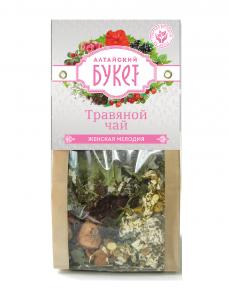 """""""АБ"""" Травяной чай «Алтайский букет» Женская мелодия"""