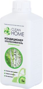 Кондиционер-ополаскиватель для белья с ароматом русского леса CLEAN HOME