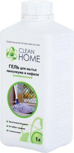 Гель для мытья линолеума и кафеля универсальный CLEAN HOME