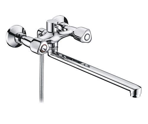 Amper 2902L Смеситель для ванны с длинным поворотным изливом wasserkraft