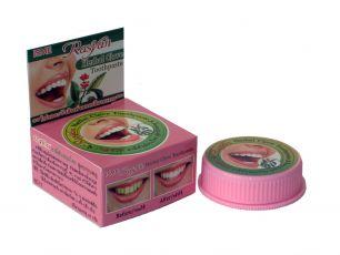 Зубная паста тайская ПОЛИРУЮЩАЯ Herbal Clove Toothpaste