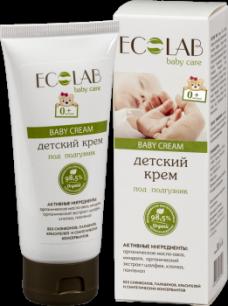 """""""Ecolab"""" Детский крем """"Под подгузник"""""""