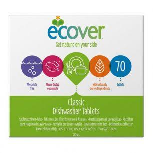 """""""Ecover"""" Экологические таблетки для посудомоечной машины 1,4 кг"""