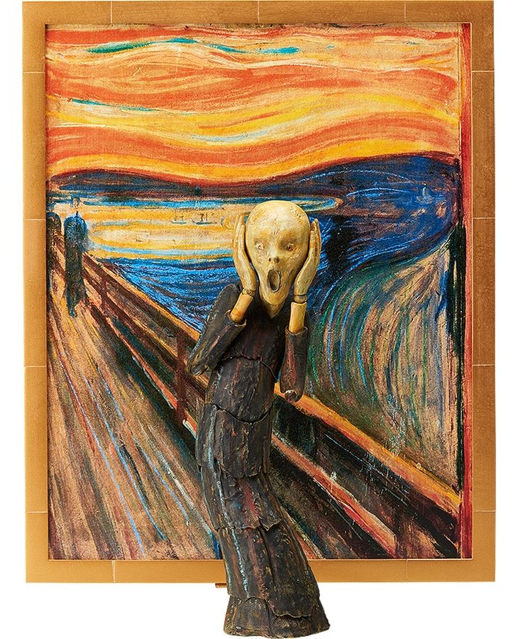 Figma The Scream