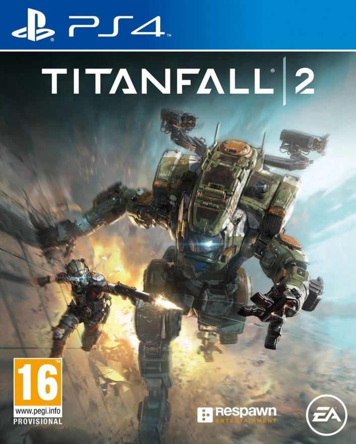Игра Titanfall 2 (PS4, русская версия)
