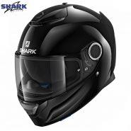 Шлем Shark Spartan Blank, Черный