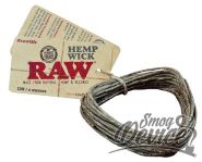 Фитиль RAW Hemp Wick 100 см