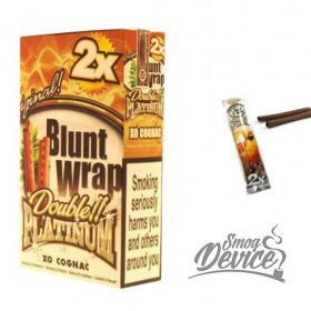 "Blunt Wrap Platinum ""xo Cognac"""