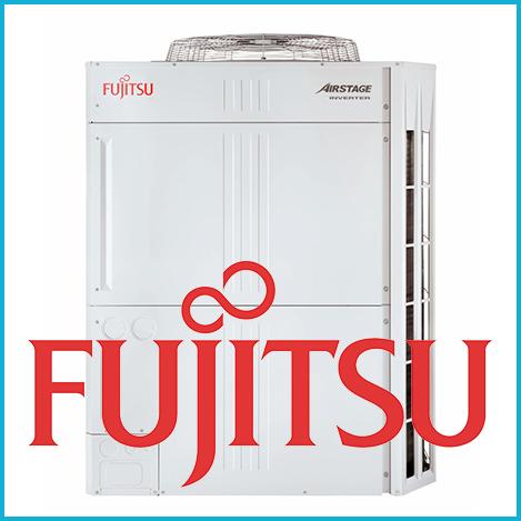 VRF системы Fujitsu