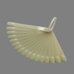 Палитра веер на 20 цветов лака, матовая