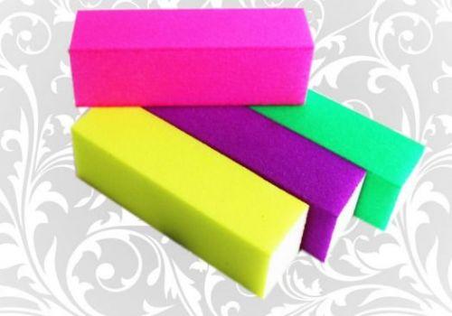 Баф цветной четырехсторонний