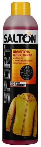 SALTONSPORT Шампунь для стирки изделий с мембранами, 250 мл