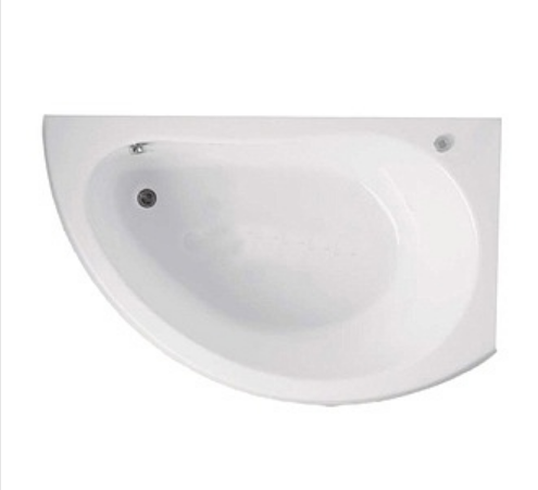 Ванна акриловая Vagnerplast Corona 160x100 R
