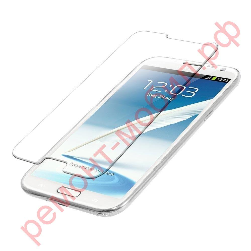 Защитное стекло для Samsung Note 2 ( N7100 )
