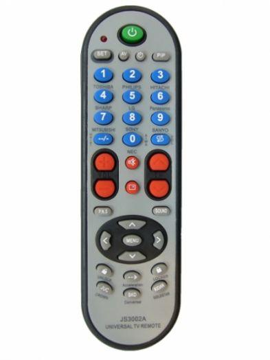 ТВ пульт универ.JS-3002