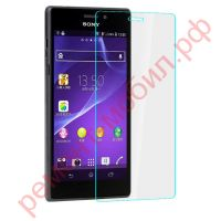 Защитное стекло для Sony M2 Aqua ( D2303 / D2302 / S50H / )