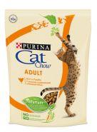 CAT CHOW Adult Poultry Корм для кошек с домашней птицей (400 г)