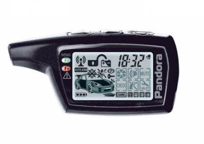 Брелок для сигнализации LCD Pandora DXL3000