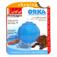 "Petstages Игрушка для собак ORKA ""Теннисный мяч"" (6 см)"