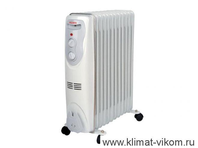 Масляный радиатор ОМ-9Н (2 кВт) 67/3/8