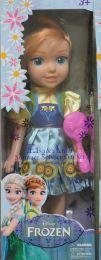 """Кукла Анна с музыкой, 36 см. """"Холодное сердце"""""""