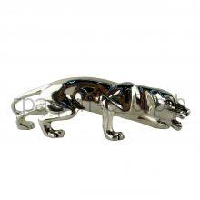 Статуэтка Argenti Piu (Италия) Пантера на охоте 13х4см серебро-гальванопластика 604