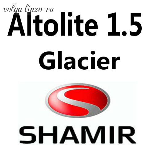 Shamir Altolite 1.5 Glasier