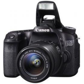 Canon EOS 70D kit 18-55 IS STM