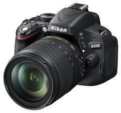 Nikon D5100 Kit 18-105